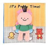 書立得-【美國Ks Kids】便便時間到囉!It's Potty Time(SB00244)