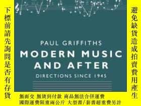 二手書博民逛書店Modern罕見Music And After - Direct