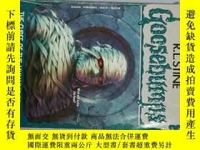 二手書博民逛書店The罕見curse of the mummy s tomb!Y