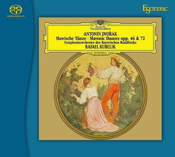 【停看聽音響唱片】【SACD】德弗札克Slavonic Dances Opp. 46 & 72 斯拉夫舞曲 Opp. 46 & 72