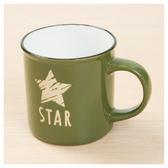 馬克杯 STAR GR HL43843 NITORI宜得利家居