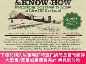 二手書博民逛書店Country罕見Wisdom & Know-howY255174 The Editors Of Storey