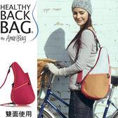 Healthy Back Bag 6123_BE莓紅薑餅 雙面寶背包-小型 斜背包