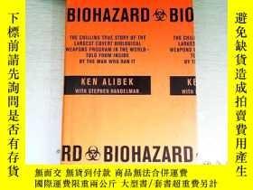 二手書博民逛書店Biohazard:罕見The Chilling True Story Of The Largest Covert