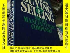 二手書博民逛書店a罕見primer for buying and selling