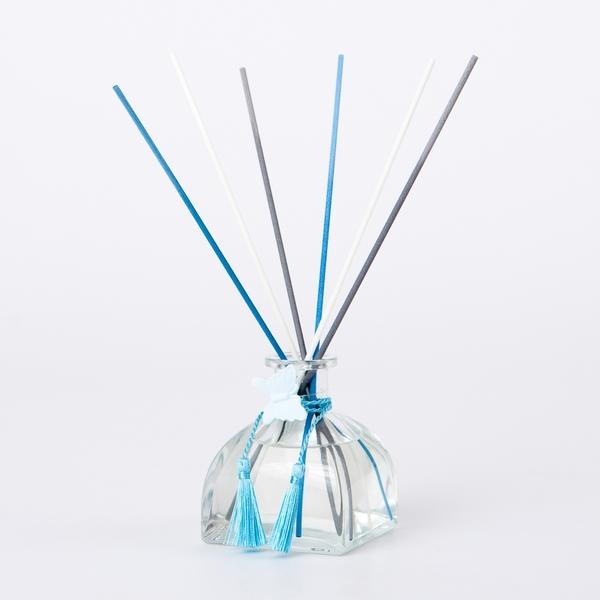 和風花絮蝴蝶藍擴香棒150ml-生活工場