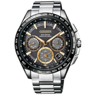 CITIZEN Eco-Drive  宇宙航道衛星對時腕錶-CC9015-54F