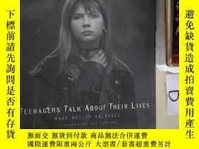 二手書博民逛書店Seen罕見and Heard: Teenagers Talk About Their Lives 見聞:青少年談