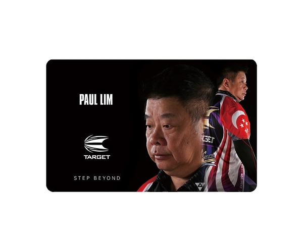 【TARGET】NEXUS Account Card Paul Lim 飛鏢配件 DARTS