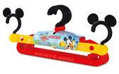 日本 迪士尼 Disney 米奇多功能衣架/嬰兒衣架 5入/組