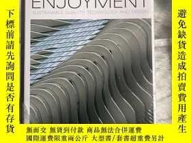 二手書博民逛書店Water罕見Enjoyment: Sustainable Qu