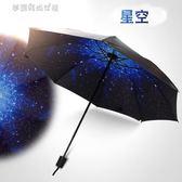 雨傘 雨傘大號折疊韓國小清新防紫外線防曬遮陽傘女神女晴雨兩用太陽傘 夢露時尚女裝
