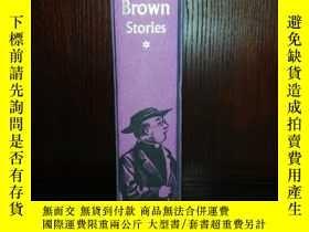 二手書博民逛書店The罕見Father Brown Stories 布朗神父探案