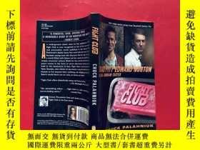 二手書博民逛書店罕見Fight ClubY256977 Chuck Palahniuk Owl Books ISBN:9780