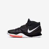 NIKE Kyrie 6 (gs) [BQ5599-001] 大童鞋 籃球 運動 透氣 舒適 支撐 抓地力 穿搭 黑白