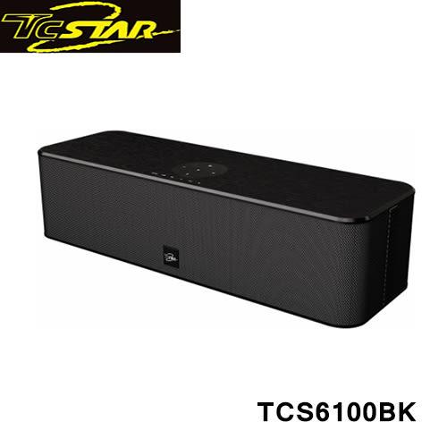 T.c.star 連鈺 行動可攜式多功能無線藍牙喇叭 TCS6100BK