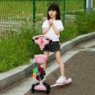 兒童滑板車剪刀四輪蛙式男孩女孩2-3-6歲8小孩搖擺劃板踏板滑滑車特惠免運