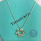 BRAND楓月 TIFFANY&CO. 蒂芬妮 經典 純銀 六角 魔法 星星 造型 項鍊 墜鍊 飾品 配件 925