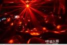 汽車裝飾車內氛圍燈聲控LED音樂節奏DJ七彩燈遙控車載氣氛爆閃燈 9號潮人館