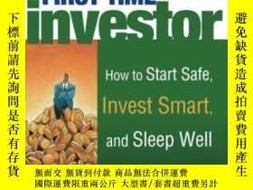 二手書博民逛書店The罕見First Time Investor : How T