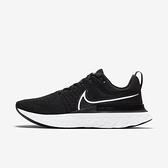Nike W React Infinity Run Fk 2 [CT2423-002] 女鞋 運動 慢跑 緩震 穿搭 黑
