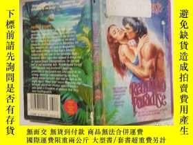 二手書博民逛書店英文原版;Return罕見To Paradise 回到天堂 f2