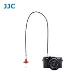 又敗家JJC紅色機械快門線70公分相容Nikon自鎖撞針快門線AR3徠卡Leica M-E M1 M2 M3 M6 M7