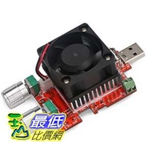 [美國直購] DROK Handy DC3-21V 3.5A USB Adjustable Constant Current Electronic Load Portable 35W Power Aging & Discharging