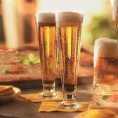 無鉛玻璃大號啤酒杯家用奶昔牛奶飲料果汁杯子個性酒吧創意扎啤杯啤最後1天下殺89折