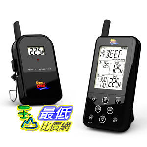 [104美國直購] Maverick 溫度計 B00FOCR4UI ET-733 Long Range  Dual Probe BBQ Smoker Meat Thermometer Set