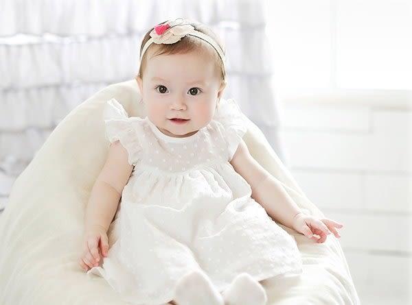 髮帶 韓國款流蘇蝴蝶結 寶寶 嬰兒 髮帶  頭帶 送禮 搭配禮服 婚禮 拍照【 P3920】