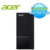 【Acer 宏碁】Aspire TC-865 i3四核桌上型電腦