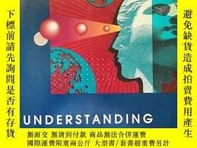 二手書博民逛書店英文原版《懂得大衆溝通》罕見Understanding Mass