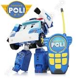 POLI 波力 10吋變形遙控波力 (機器人/搖控車) 1599元