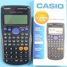 CASIO 卡西歐 FX-350ES PLUS-2工程計算機/一台入(促599) 自然顯示工程計算機-全新保固-團購優惠更多-