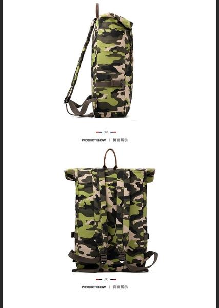 【TROOP】都會時尚URBAN雙肩包/TRP0408CF(大)