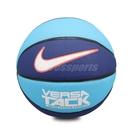 Nike 籃球 Versa Track 8P Basketball 藍 銀 7號球 室內外 橡膠 【ACS】 N000116445-507