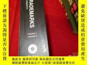 二手書博民逛書店The罕見Best in World Trademarks ,V