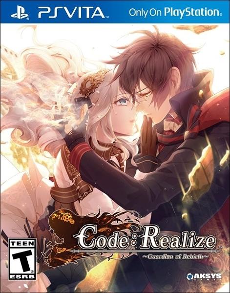 PSV Code:Realize ~創世的姫君~(美版代購)