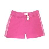 Carter s卡特 純棉鬆緊腰居家短褲 粉色 | 女寶寶褲子(嬰幼兒/兒童/小孩)