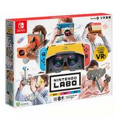 [哈GAME族]免運費 可刷卡●5種不同玩法●任天堂實驗室 VR 組合套裝 Toy-Con 04 中文版 手作DIY