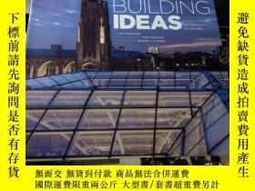 二手書博民逛書店Building罕見Ideas: An Architectura