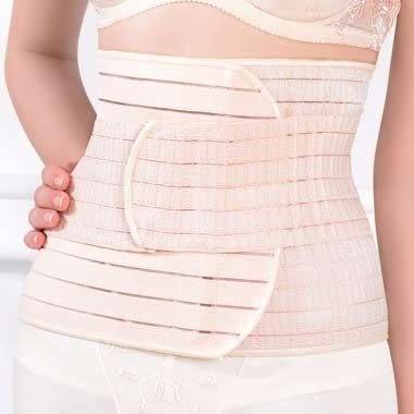 『121婦嬰用品館』六甲村 加強型/恢復型束腹帶-XL
