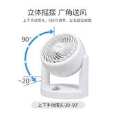 IRIS家用靜音節能宿舍渦輪空氣對流電風扇台式對流扇  【快速出貨】