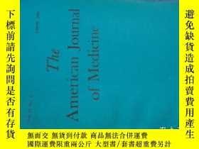 二手書博民逛書店The罕見American Journal of Medicine【美國醫學雜誌】1984年第77卷 第2期Y