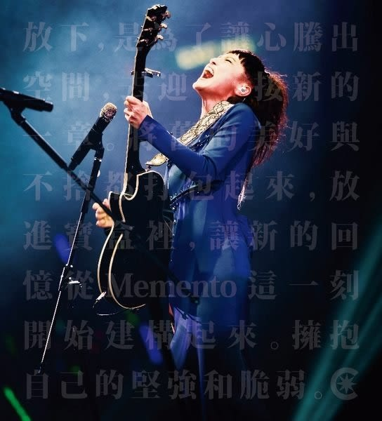 何韻詩 MEMENTO 2013 Live 雙CD(購潮8)