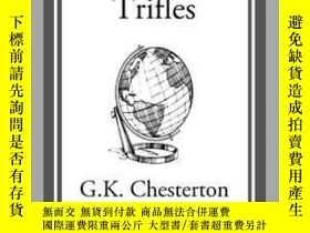 二手書博民逛書店Tremendous罕見TriflesY410016 G. K. Chesterton Start Class