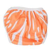 英國S1 SWIMAVA香橙嬰兒游泳褲-L號