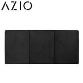 AZIO RETRO CLASSIC 義大利手工牛皮桌墊(摺疊式)黑色