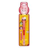 ☆愛兒麗☆POLI 波力立體兒童牙刷-安寶AMBER 3歲以上適用